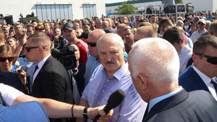 «И парламента, и президента»: Лукашенко допустил проведение выборов после принятия новой Конституции