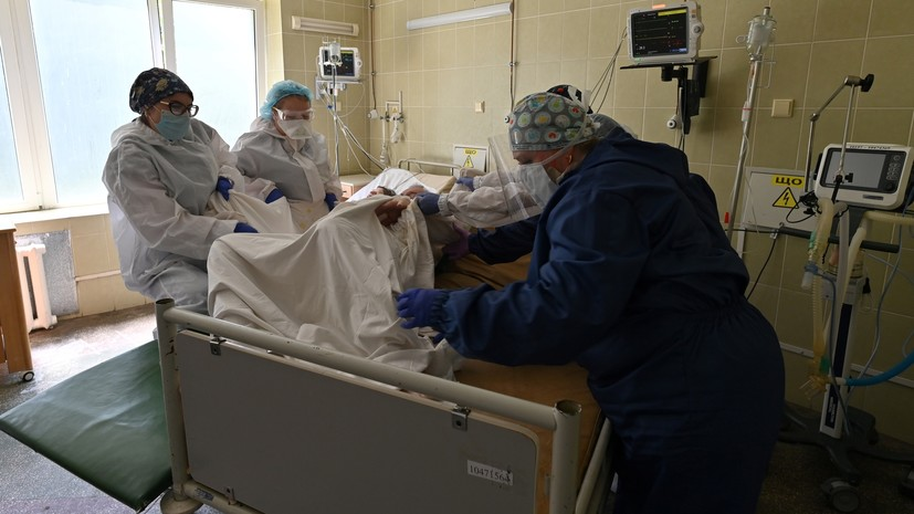 Число случаев коронавируса на Украине достигло 94 436