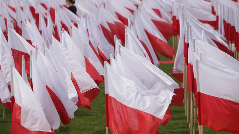 Польша начала принимать желающих покинуть страну белорусов