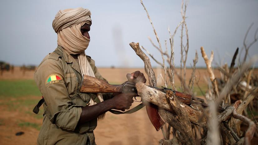 Россиянам в Мали рекомендовали не покидать дома из-за мятежа