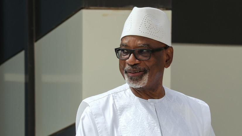 Мятежники заявили об аресте президента и премьера Мали