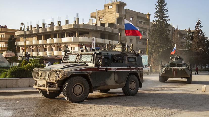 После проведения гуманитарной акции: российский генерал-майор погиб при взрыве СВУ в Сирии