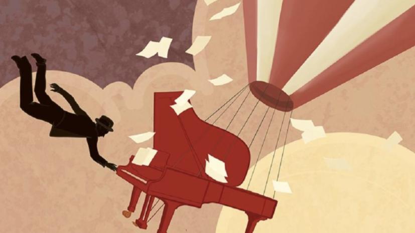 МХАТ имени Горького рассказал о музыкальном спектакле «Красный Моцарт»