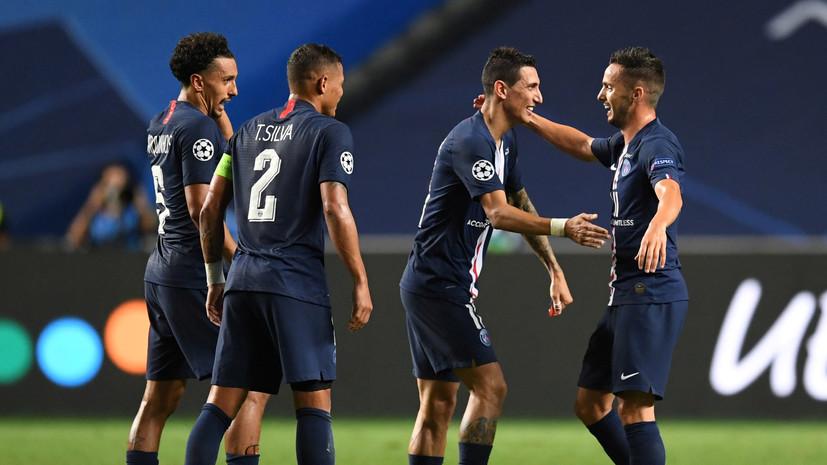 Тренер ПСЖ поделился эмоциями после выхода в финал Лиги чемпионов
