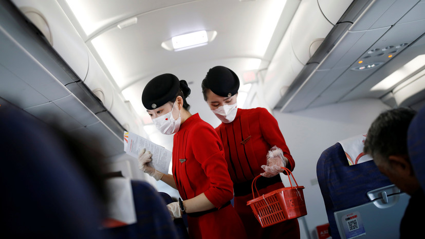 Минтранс США разрешил китайским авиакомпаниям увеличить число рейсов