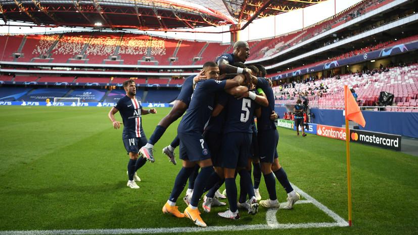 Президент ПСЖ: наша мечта — выиграть Лигу чемпионов