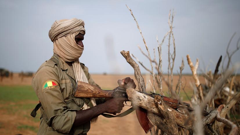 Устроившие мятеж военные в Мали объявили о закрытии границы