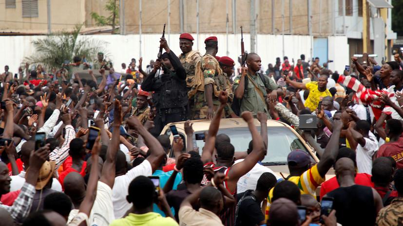 Совбез ООН осудил мятеж в Мали