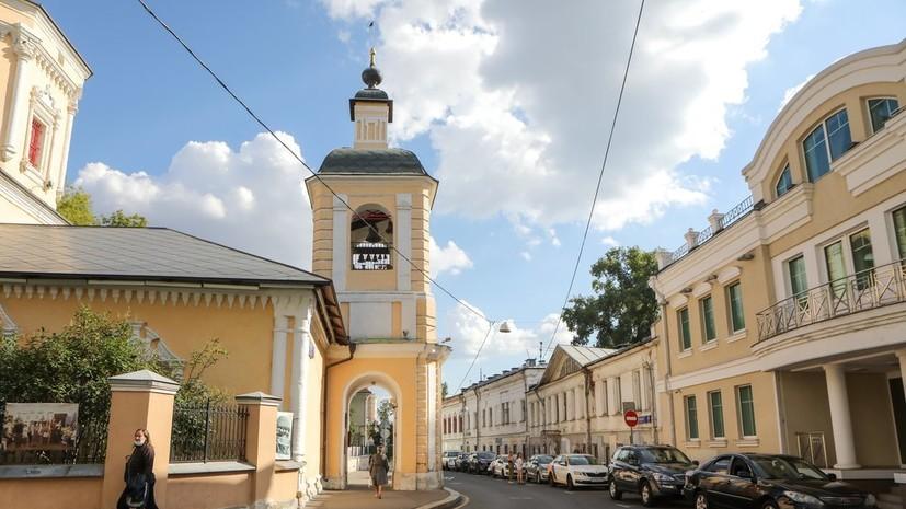 В Москве 20 августа ожидается до +22 °С