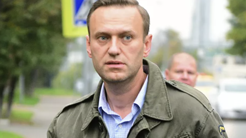 Власти Омской области подтвердили госпитализацию Навального