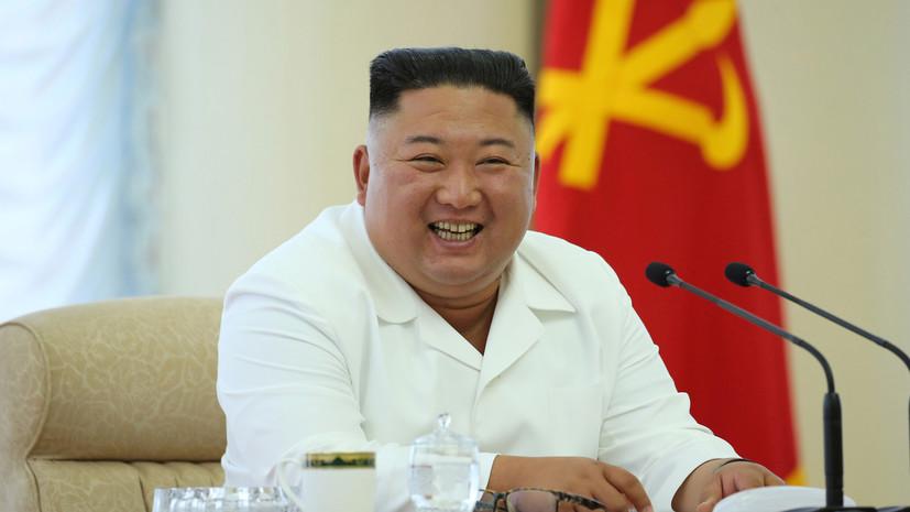 СМИ: Ким Чен Ын делегировал часть полномочий своей сестре