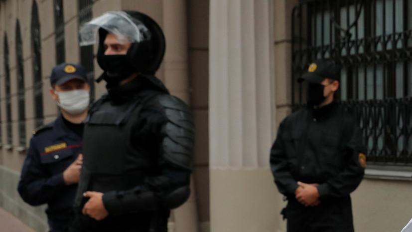 Задержан лидер стачкома МАЗа