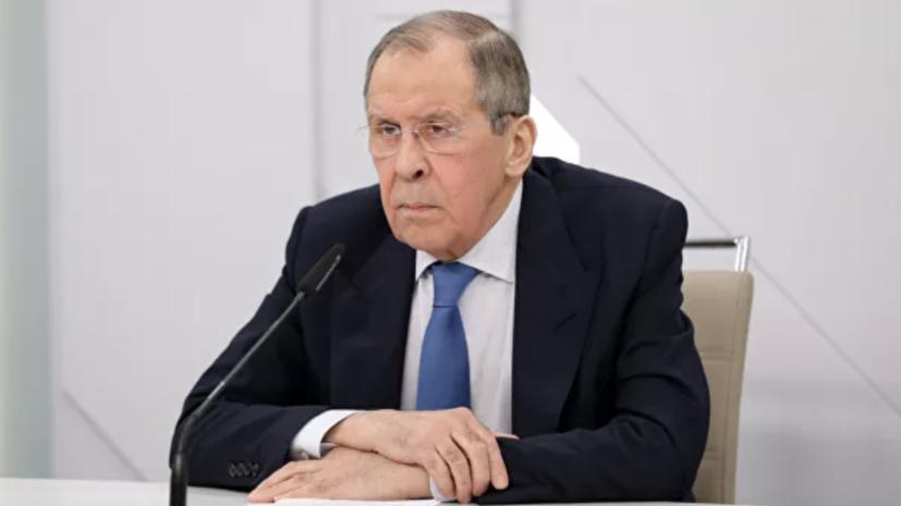 Лавров призвал Киев перестать искать отговорки по Минским соглашениям