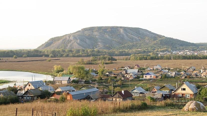 В Башкирии горе Куштау дадут статус природного памятника