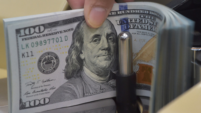 Курс доллара превысил 75 рублей