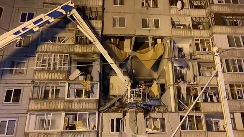 Повреждено 10 квартир: что известно о взрыве в жилом доме в Ярославле