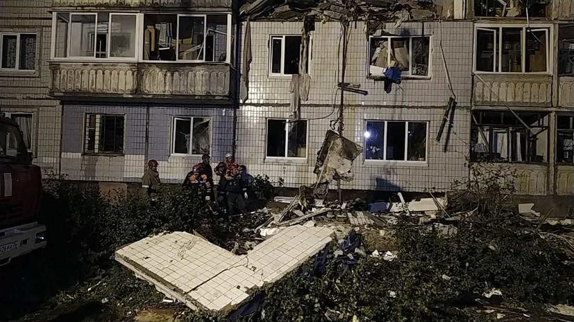 Неизвестна судьба ещё 38 человек из пострадавшего подъезда в Ярославле