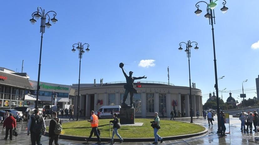 Станция «Рижская» московского метро закрывается на ремонт