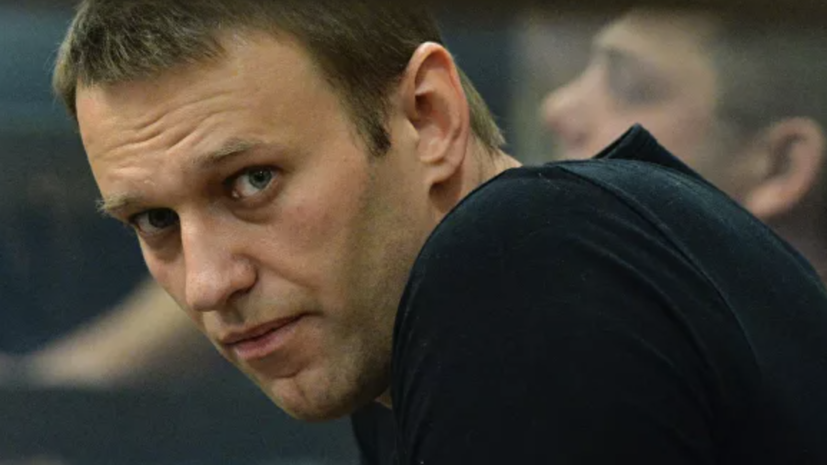 Навального увезли из омской больницы