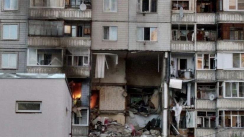 Губернатор Ярославской области прибыл к месту взрыва газа в жилом доме