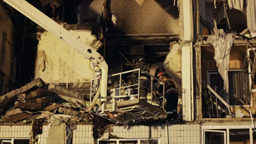 Семьи погибших при взрыве в Ярославле получат по 1 млн рублей