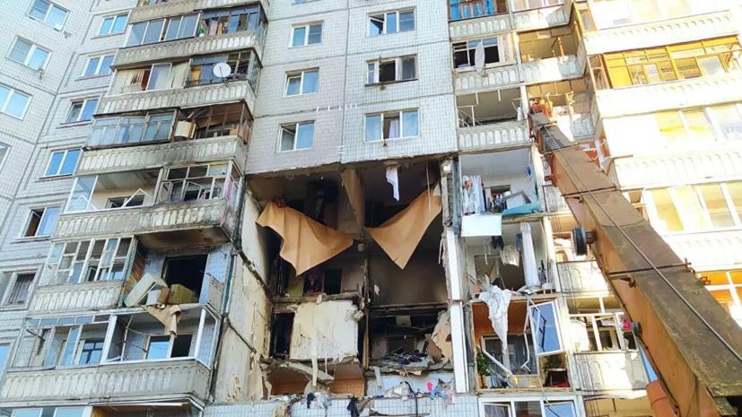 Губернатор пообещал не оставлять без жилья пострадавших в Ярославле