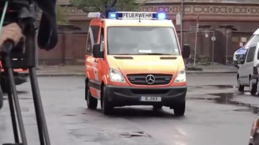 В берлинской клинике «Шарите» начали обследование Навального