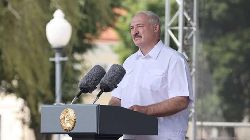 «Если кто-то не хочет работать — не заставляйте»: Лукашенко распорядился закрыть бастующие предприятия