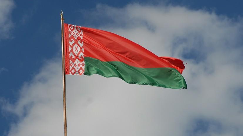 В Минск стягивается военная техника