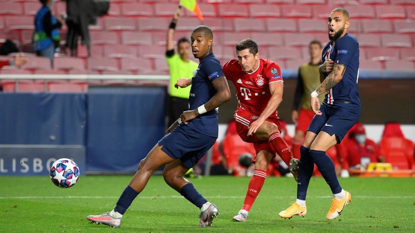 Уткин высказался о матче ПСЖ — «Баварии» в финале Лиге чемпионов
