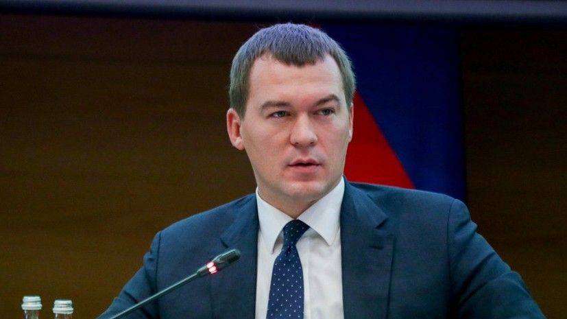 Дегтярёв намерен просить в сентябре о встрече с Путиным
