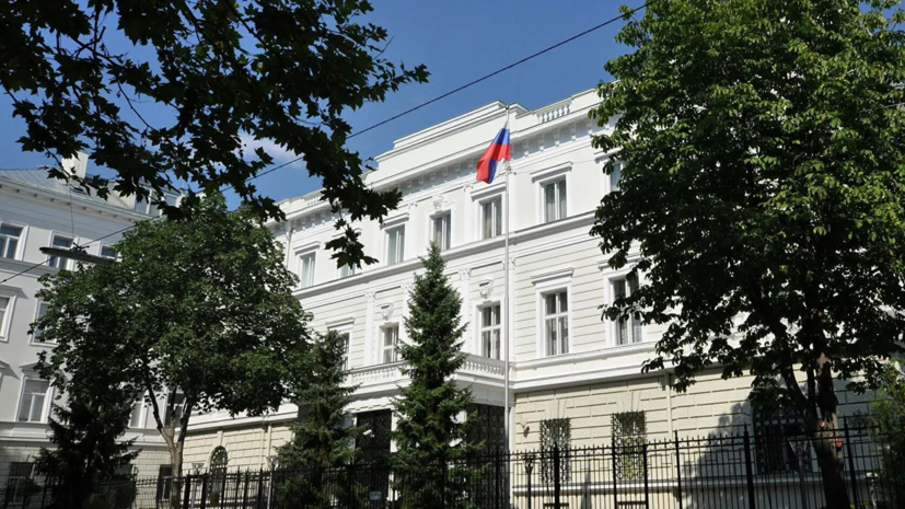 Посольство в Австрии возмущено высылкой российского дипломата