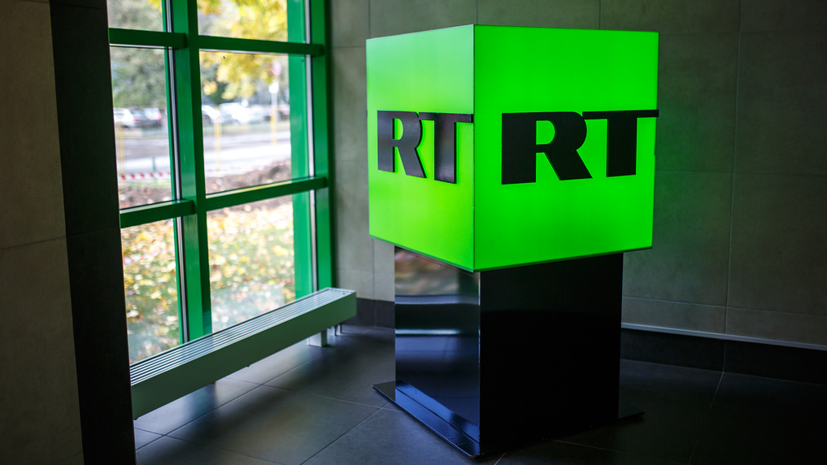 RT выиграл премию Digiday Media Awards Europe, обойдя CNN, Sky News и Hearst UK
