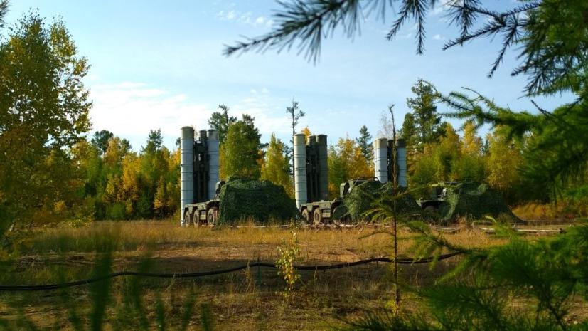В России начались государственные испытания ЗРС С-500