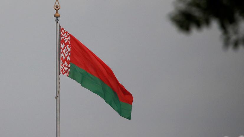 ВВС Белоруссии прокомментировали инцидент на границе с Литвой
