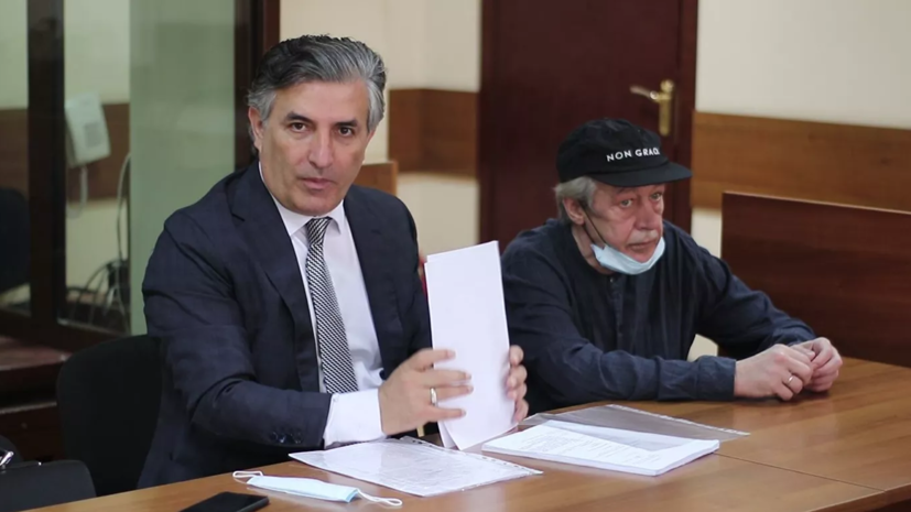 Ефремов вновь заключил соглашение с адвокатом Пашаевым