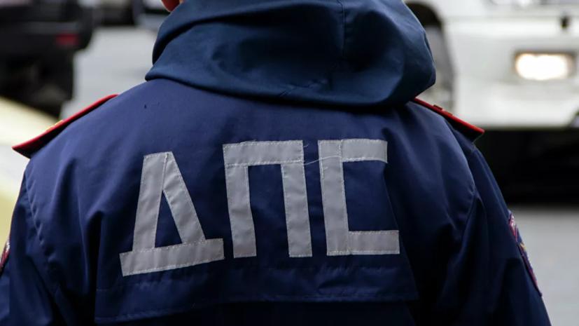 В Ленобласти на КАД столкнулись восемь автомобилей