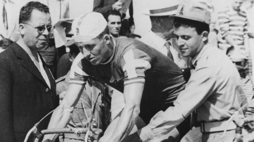 Недоказанный прецедент: как смерть велогонщика Йенсена на Играх 60 лет назад изменила отношение к допингу в спорте
