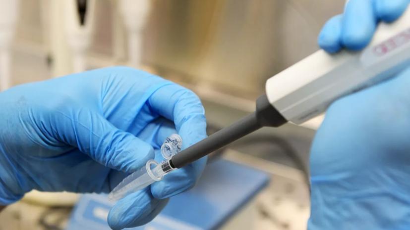 Россия отправила Белоруссии документы по вакцине от коронавируса