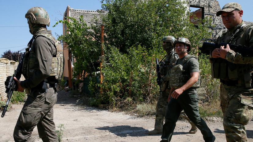 Назначен новый командующий силовой операцией Украины в Донбассе