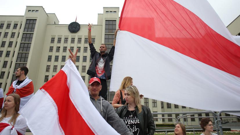 «Большие проблемы с легитимностью»: почему Тихановская заговорила о «мирной революции» в Белоруссии