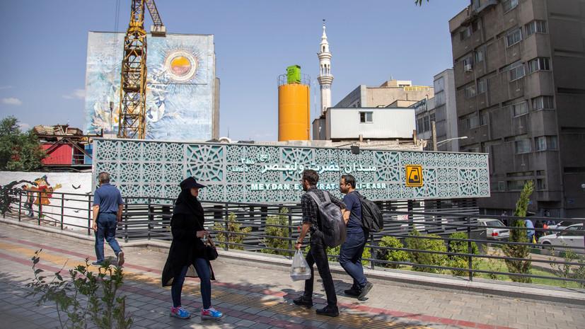 Небензя прокомментировал попытку США вернуть санкции против Ирана