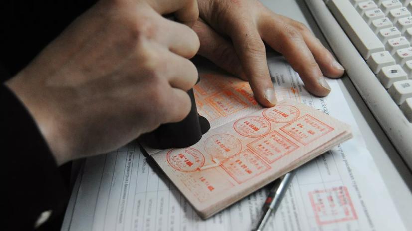 В Белоруссии прокомментировали отметки о запрете на въезд в паспортах