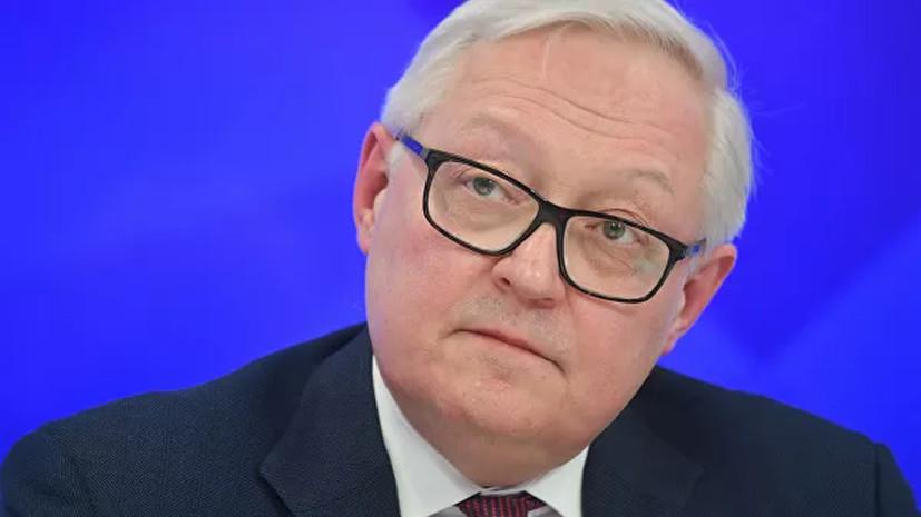 Рябков провёл встречу с послом Индии