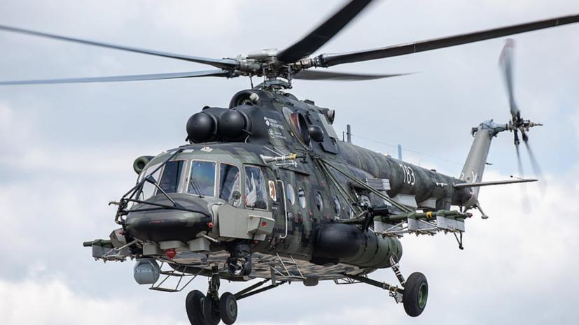 В «Ростехе» назвали срок начала серийного выпуска вертолёта Ми-171Ш