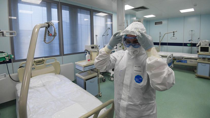 В России за сутки от коронавируса вылечились 6411 пациентов