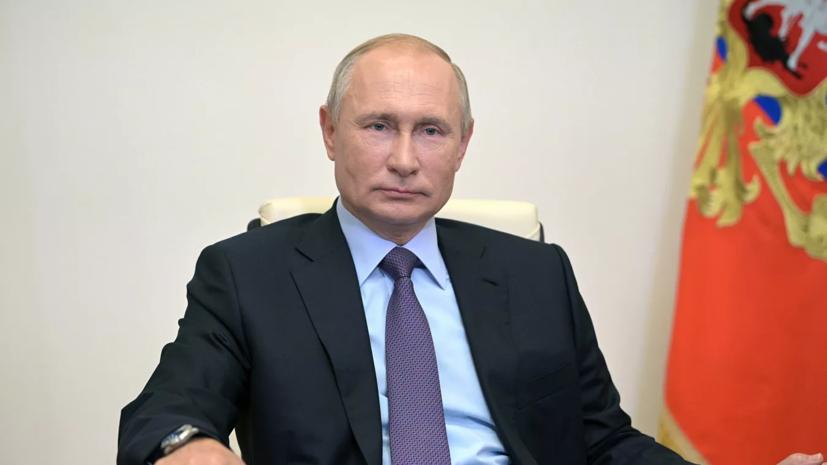 Путин заявил, что пик проблем в российской экономике пройден