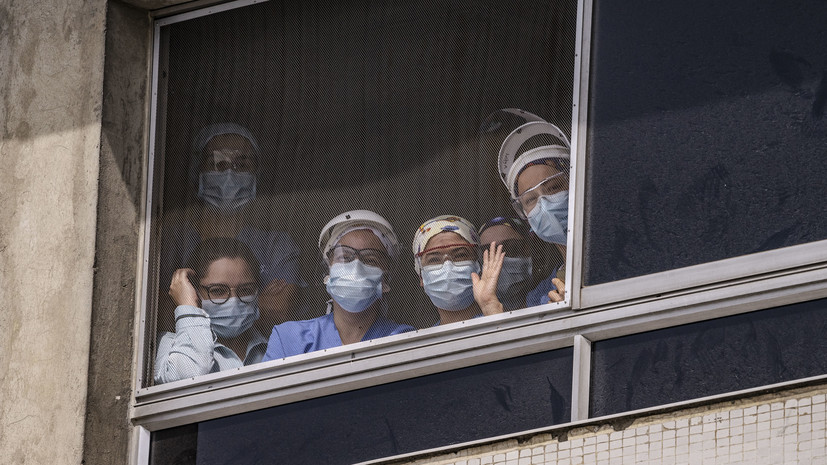 В Колумбии число выявленных случаев коронавируса достигло 582 022