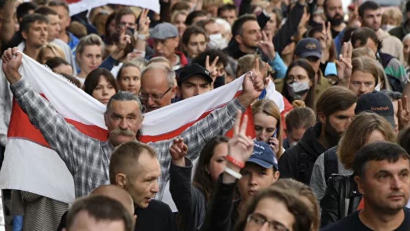 Задержанные в Белоруссии журналисты отпущены после проверки документов