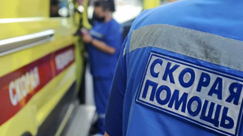 В Якутии при столкновении двух микроавтобусов пострадали 13 человек